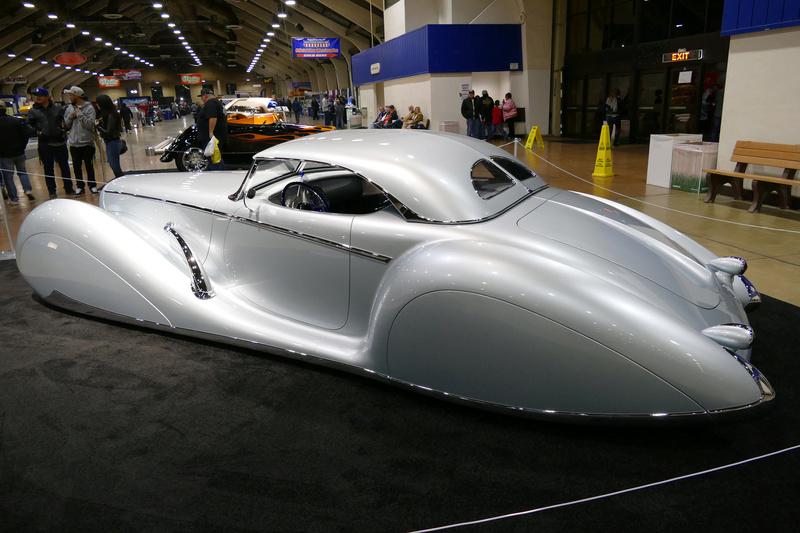 'Aquarius' Rick Dore/James Hetfield - 1934 Packard 24706810