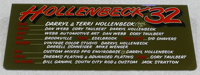 1932 Ford roadster - Hollenbeck '32 - Darryl & Terry Hollenbeck 24724610