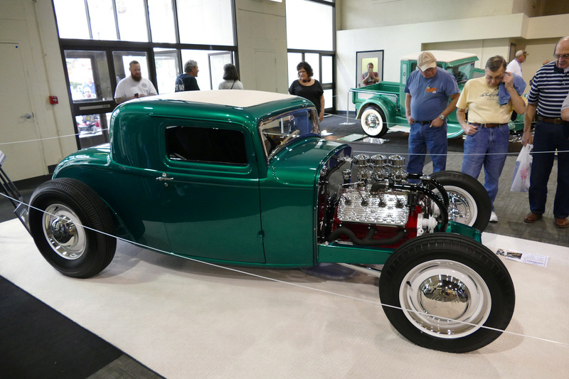 1932 Ford coupe - Low Thompson 24780210