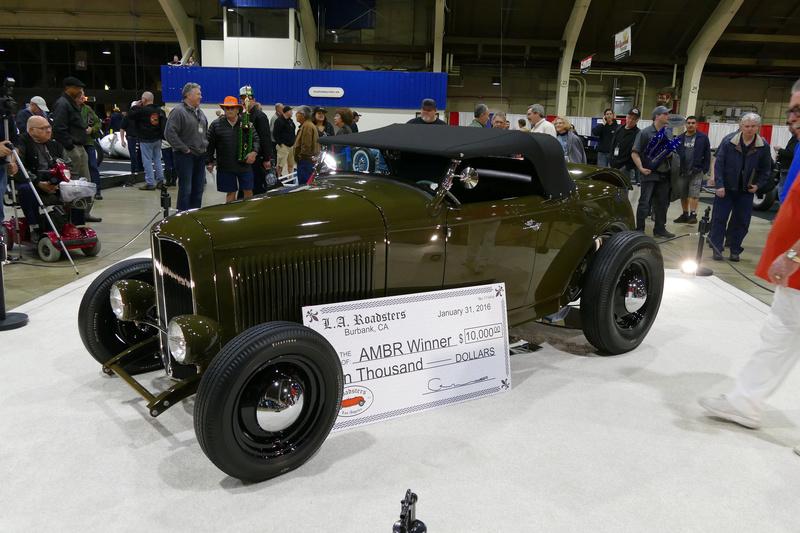 1932 Ford roadster - Hollenbeck '32 - Darryl & Terry Hollenbeck 24791910