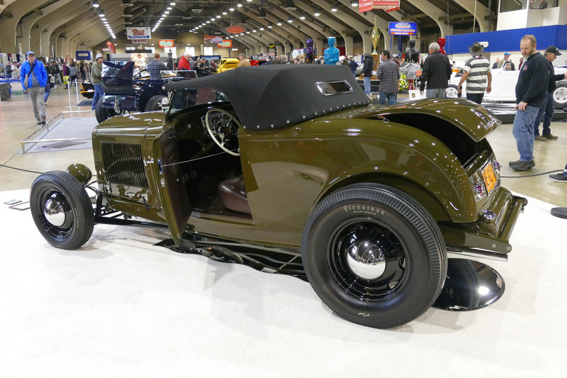 1932 Ford roadster - Hollenbeck '32 - Darryl & Terry Hollenbeck 24818110