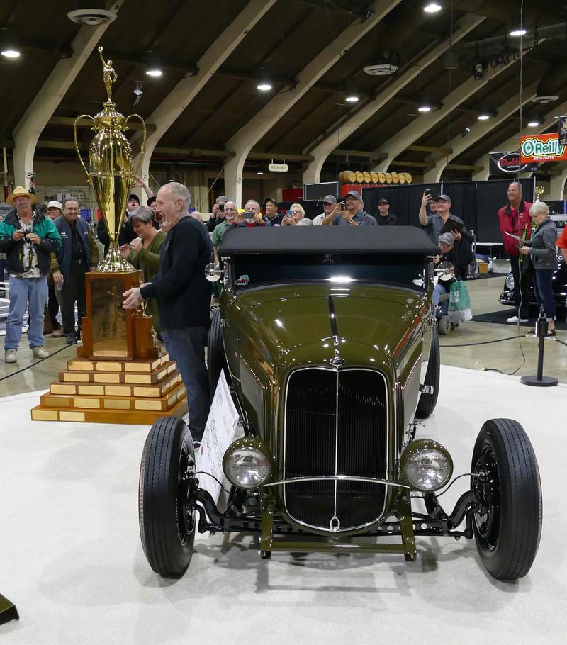 1932 Ford roadster - Hollenbeck '32 - Darryl & Terry Hollenbeck 24818310