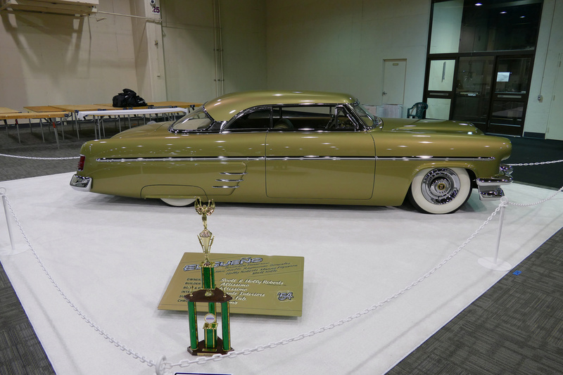 1954 Mercury Monterey - El Sueno - Scott & Holly Roberts  - Altissimo Restoration 24826710