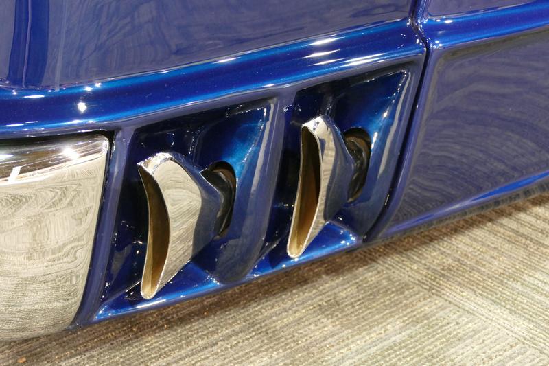 1951 Mercury 2 door Sedan - Stiletto - Tim Mc Nulty - Extreme Kustoms 24849010