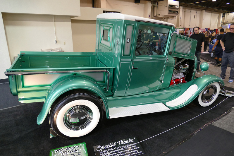 1929 Ford pick up - Michey's Mouse 24872110