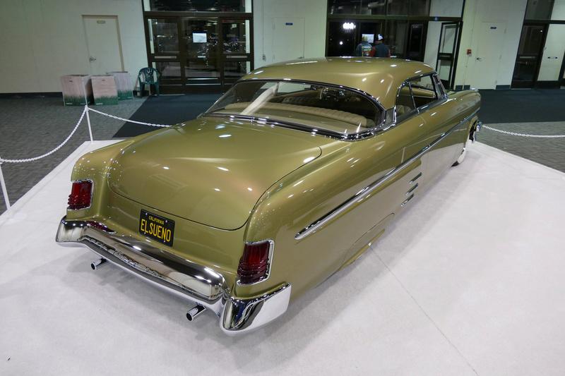 1954 Mercury Monterey - El Sueno - Scott & Holly Roberts  - Altissimo Restoration 24893811