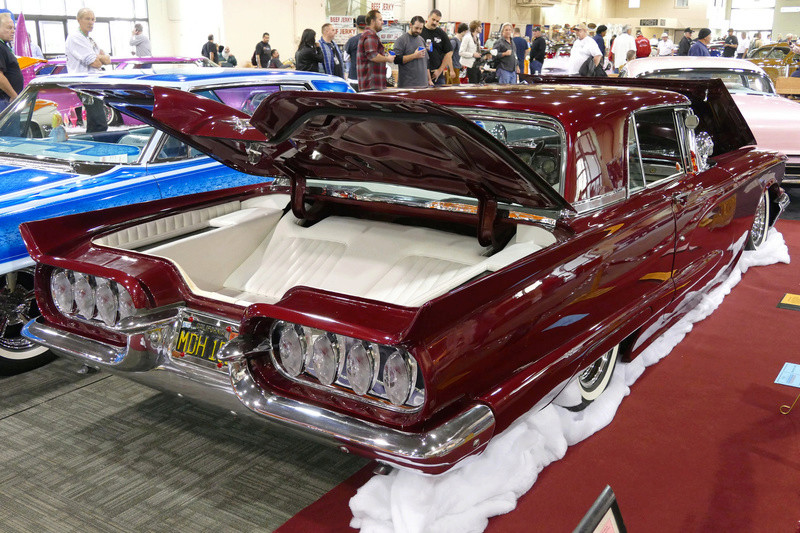 Ford Thunderbird 1958 - 1960 custom & mild custom - Page 3 24894010
