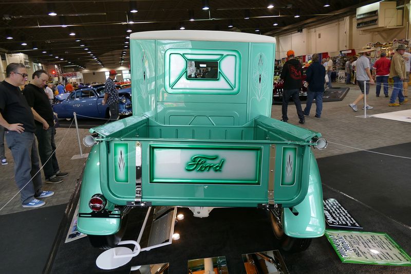 1929 Ford pick up - Michey's Mouse 24898410