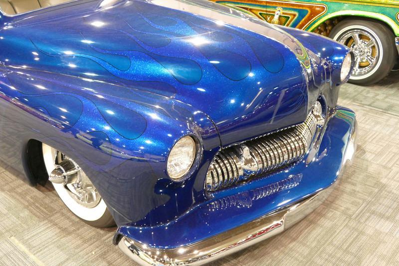 1951 Mercury 2 door Sedan - Stiletto - Tim Mc Nulty - Extreme Kustoms 24942210