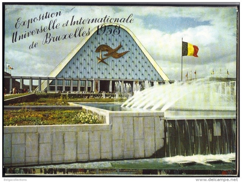 Exposition Universelle 1958 Bruxelles - Page 2 254_0010