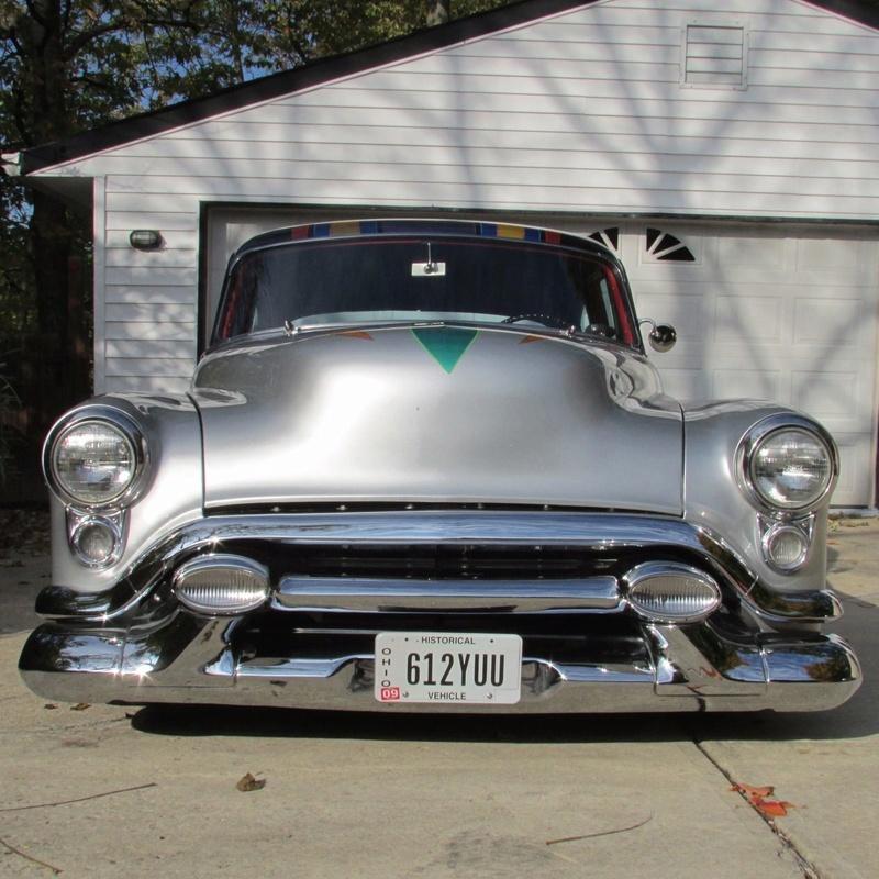 Oldsmobile 1948 - 1954 custom & mild custom - Page 7 258