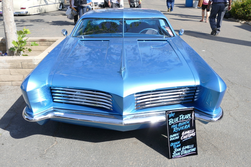 1965 Buick Riviera - The Blue Pearl - Gimelli Customs 28482711