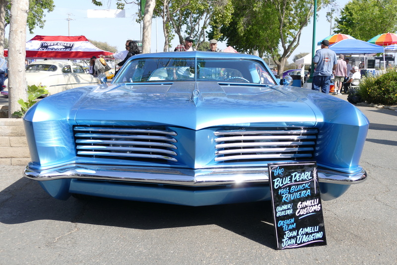 1965 Buick Riviera - The Blue Pearl - Gimelli Customs 28482712