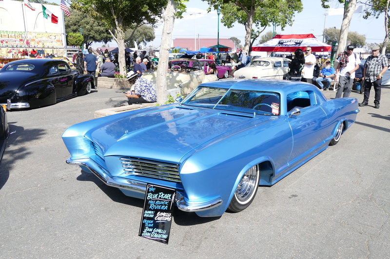 1965 Buick Riviera - The Blue Pearl - Gimelli Customs 28482713