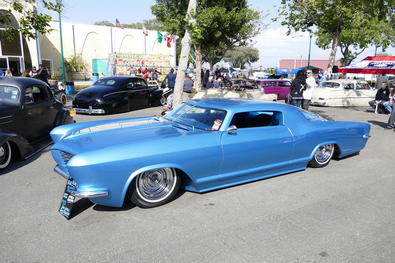 1965 Buick Riviera - The Blue Pearl - Gimelli Customs 28482714