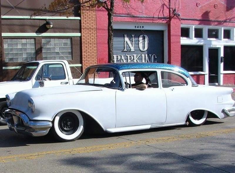 Oldsmobile 1955 - 1956 - 1957 custom & mild custom - Page 5 310