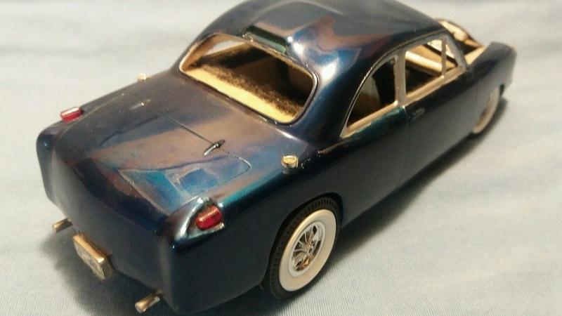 Vintage built automobile model kit survivor - Hot rod et Custom car maquettes montées anciennes - Page 6 347