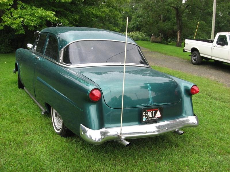 Ford 1952 - 1954 custom & mild custom - Page 9 415