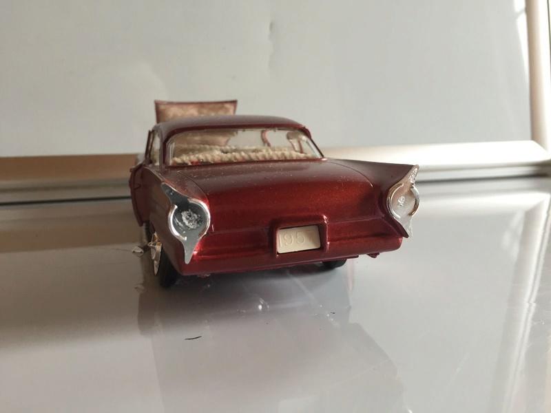 Vintage built automobile model kit survivor - Hot rod et Custom car maquettes montées anciennes - Page 6 434
