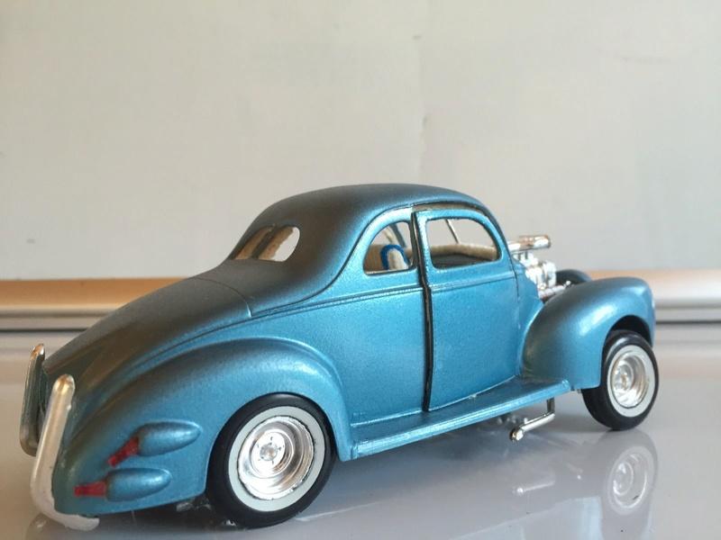 Vintage built automobile model kit survivor - Hot rod et Custom car maquettes montées anciennes - Page 6 437