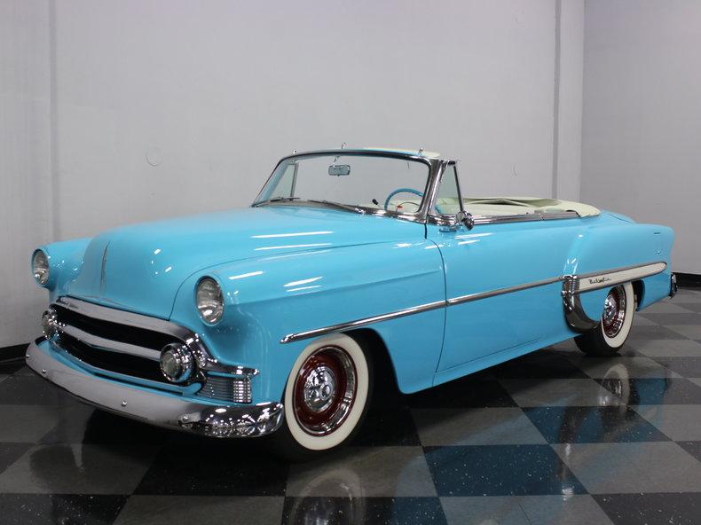 Chevy 1953 - 1954 custom & mild custom galerie - Page 14 44774910