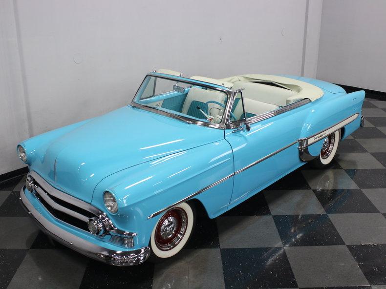 Chevy 1953 - 1954 custom & mild custom galerie - Page 14 44775110