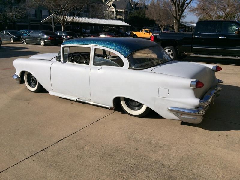 Oldsmobile 1955 - 1956 - 1957 custom & mild custom - Page 5 510