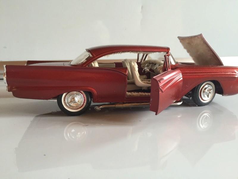 Vintage built automobile model kit survivor - Hot rod et Custom car maquettes montées anciennes - Page 6 533