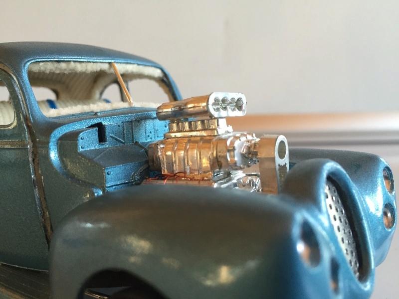 Vintage built automobile model kit survivor - Hot rod et Custom car maquettes montées anciennes - Page 6 536