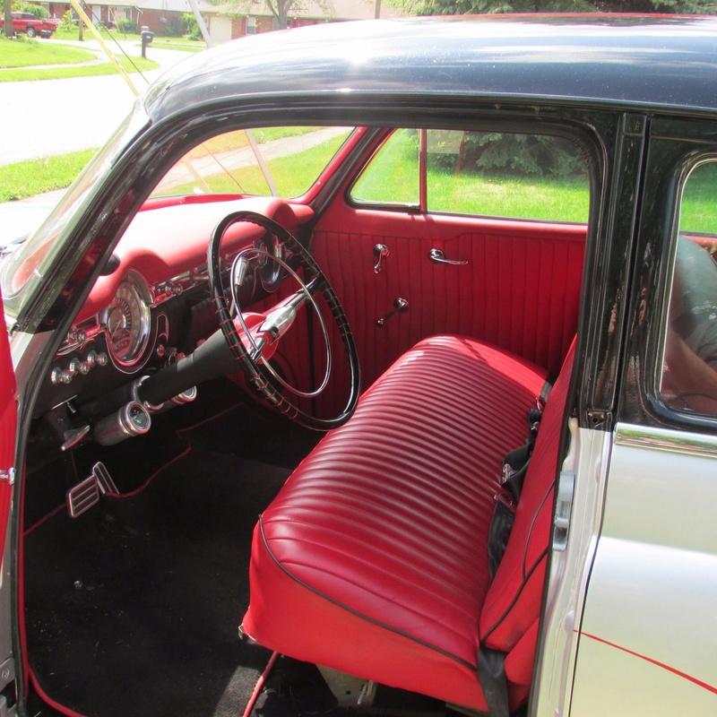 Oldsmobile 1948 - 1954 custom & mild custom - Page 7 549