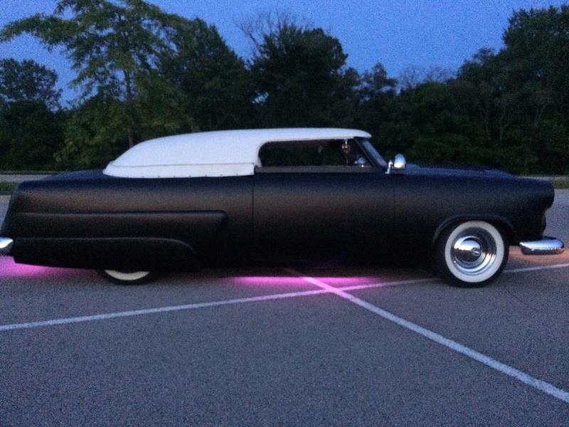 Ford 1952 - 1954 custom & mild custom - Page 9 613