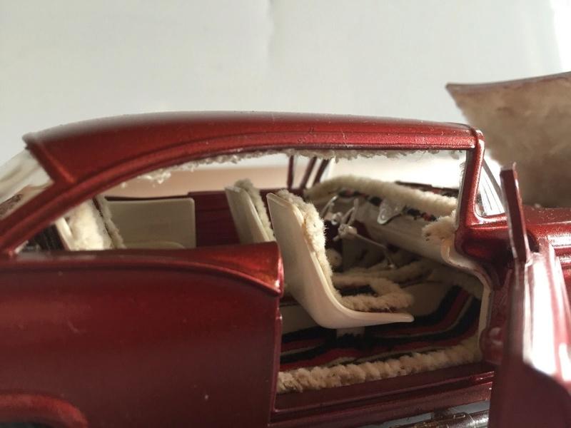 Vintage built automobile model kit survivor - Hot rod et Custom car maquettes montées anciennes - Page 6 626