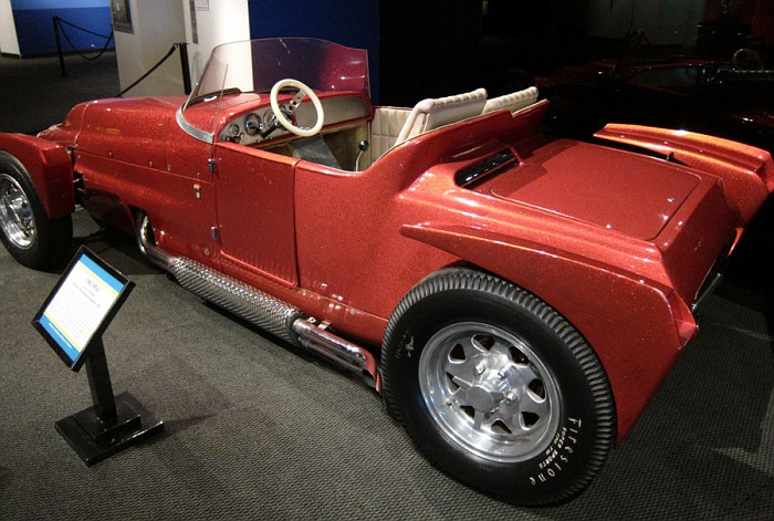 Tex Smith's Hot Rod XR-6 626xr610