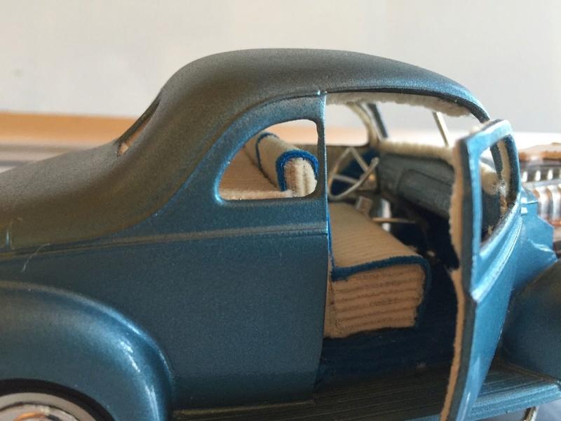 Vintage built automobile model kit survivor - Hot rod et Custom car maquettes montées anciennes - Page 6 629