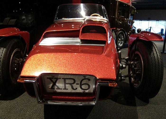 Tex Smith's Hot Rod XR-6 629xr610