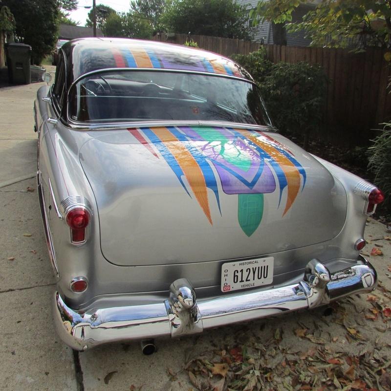 Oldsmobile 1948 - 1954 custom & mild custom - Page 7 642