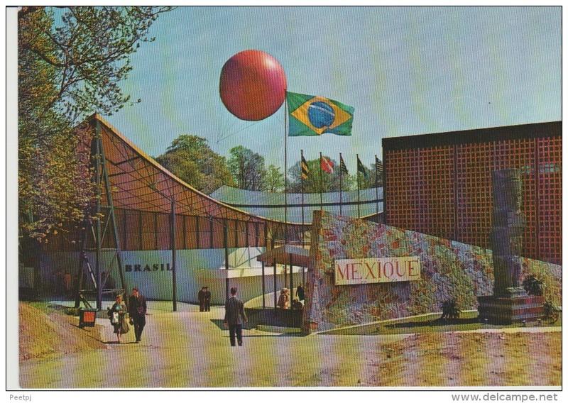 Exposition Universelle 1958 Bruxelles 697_0010