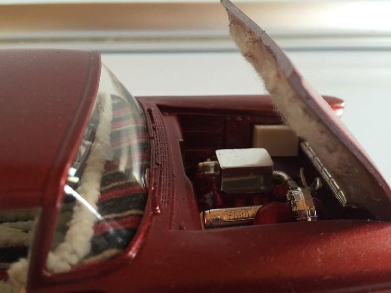 Vintage built automobile model kit survivor - Hot rod et Custom car maquettes montées anciennes - Page 6 724