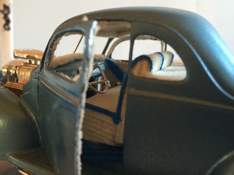 Vintage built automobile model kit survivor - Hot rod et Custom car maquettes montées anciennes - Page 6 727