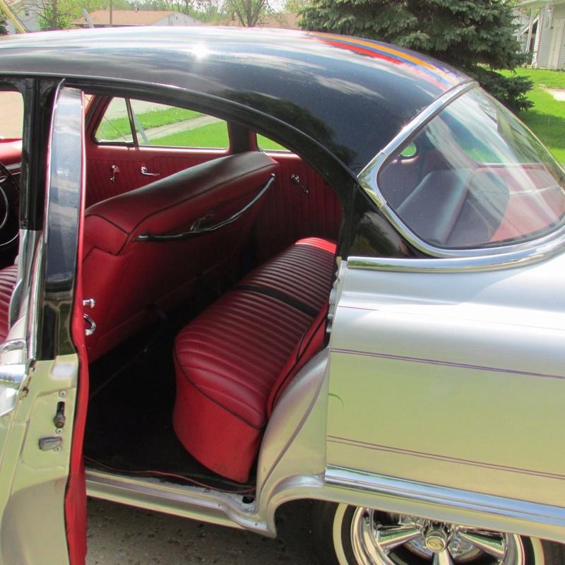 Oldsmobile 1948 - 1954 custom & mild custom - Page 7 739