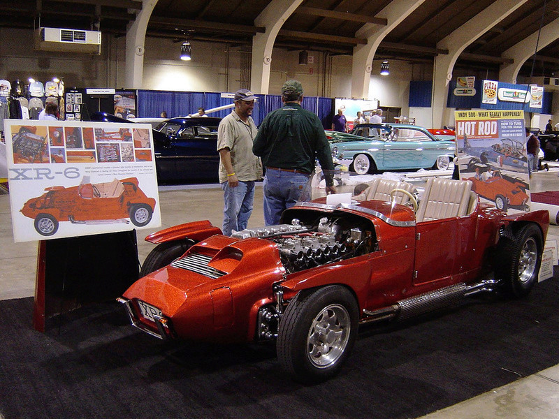 Tex Smith's Hot Rod XR-6 74762811