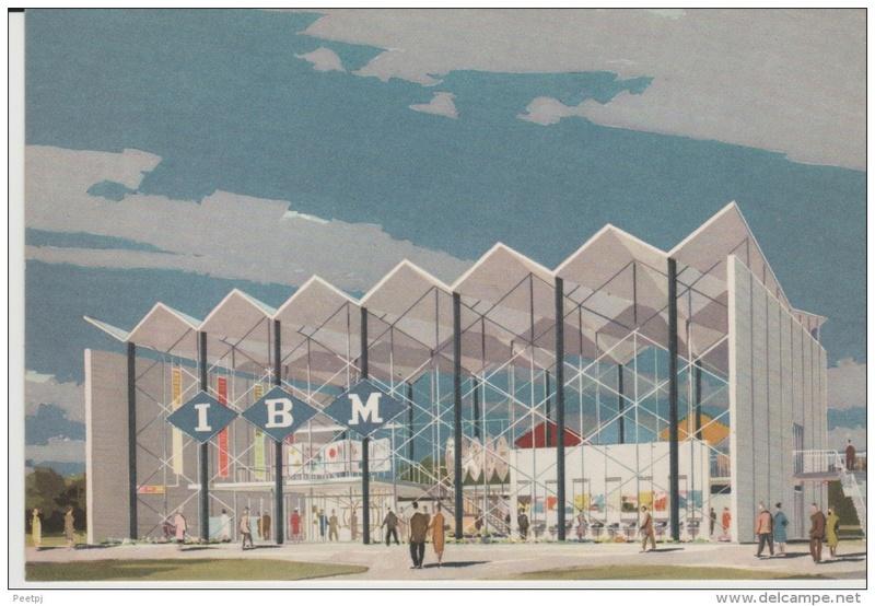 Exposition Universelle 1958 Bruxelles 774_0010