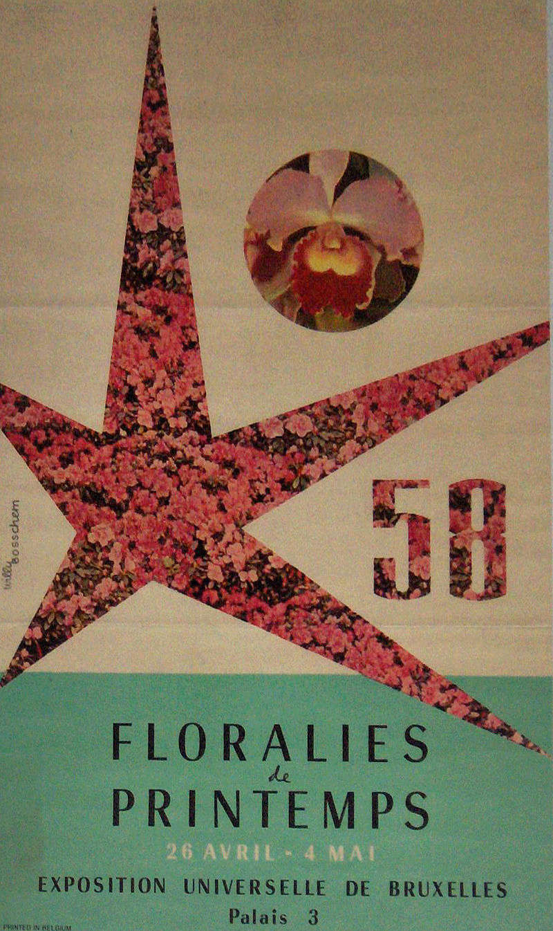Exposition Universelle 1958 Bruxelles 800px-11