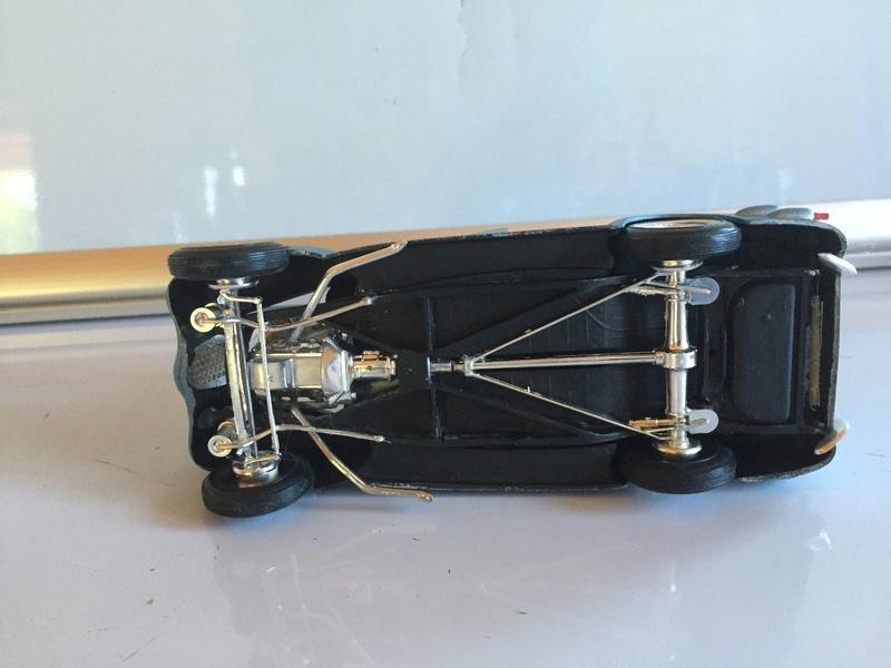 Vintage built automobile model kit survivor - Hot rod et Custom car maquettes montées anciennes - Page 6 824