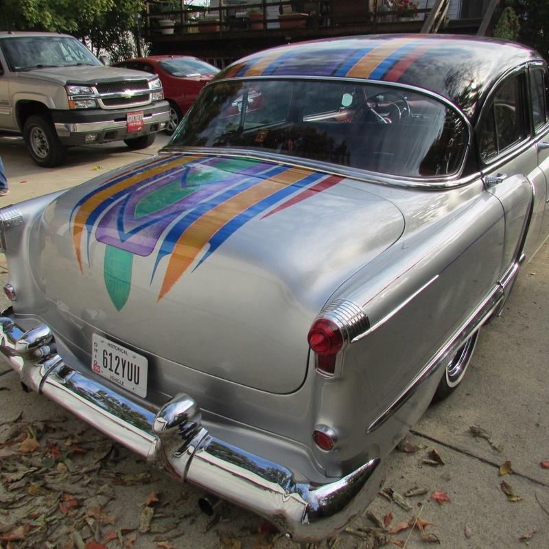 Oldsmobile 1948 - 1954 custom & mild custom - Page 7 836