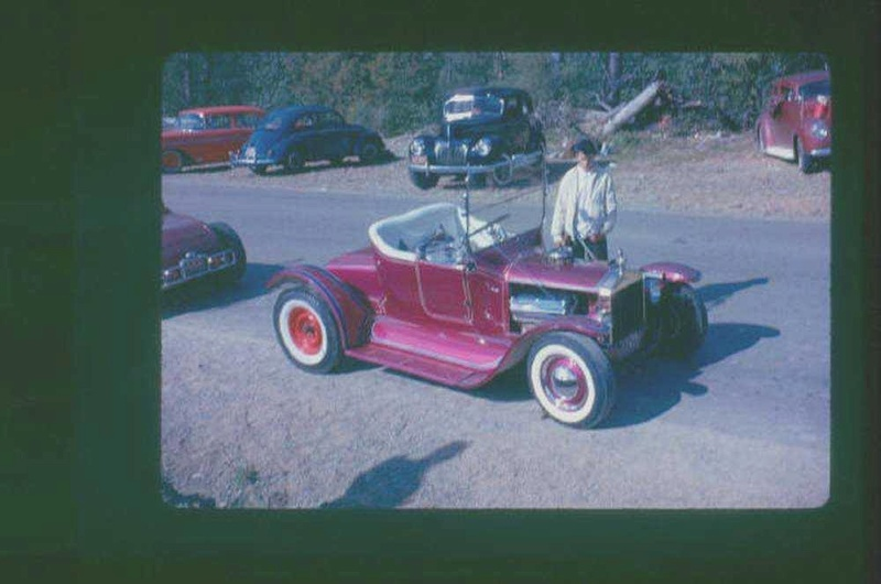 "Hot rod in street - Vintage pics - ""Photos rétros"" -  - Page 5 90622610"