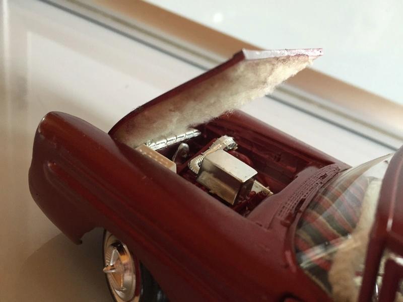 Vintage built automobile model kit survivor - Hot rod et Custom car maquettes montées anciennes - Page 6 922