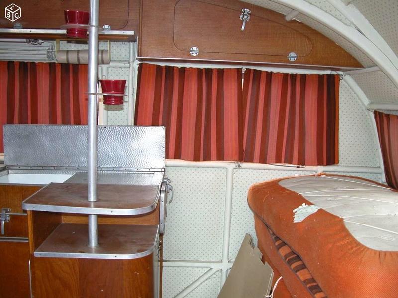 Caravane l'Escargot  B8990010
