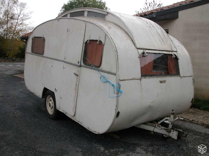Caravane l'Escargot  Bcd9e710