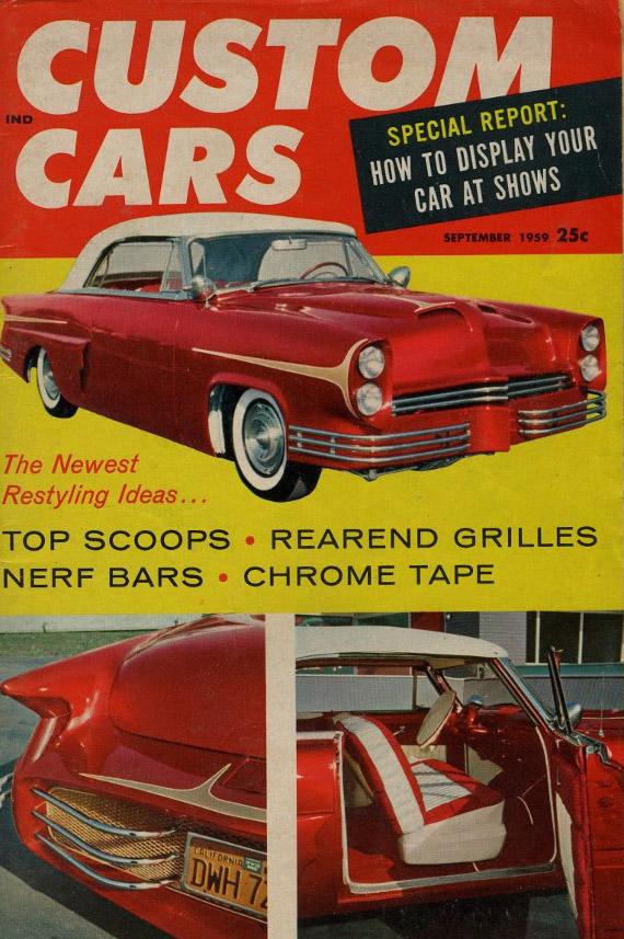 1952 Mercury - Jim Doyle - Joe Bailon Custom10